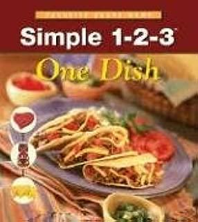 Simple 1-2-3 One Dish (Internal Spiral)