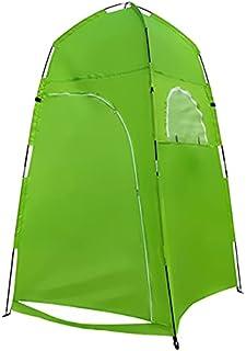 Bärbar utomhus dusch bad ombyte passande rum tält skydd camping strand integritet toalett utomhus camping tält