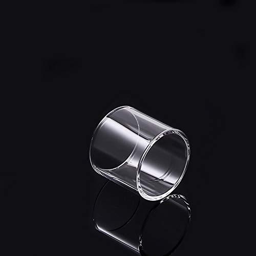 Denghui-ec 1pc Pyrex Puro Tubo de Cristal/de Cristal de Vape for TFV-8 Big Baby Bestia atomizador Incluido Vuelo Recto o Estilo de Grasa (tamaño : For TFV8BigBaby Straight)