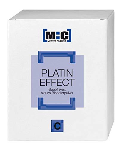 Blondierpulver M:C Platin Effect C 400 g blau staubfrei