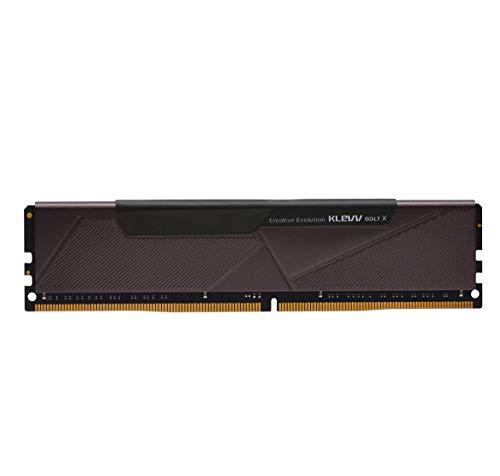 KLEVV デスクトップPC用ゲーミング メモリ DDR4 3200 PC4-25600 16GB x 1枚 288pin BOLTX シリーズ 永久保...