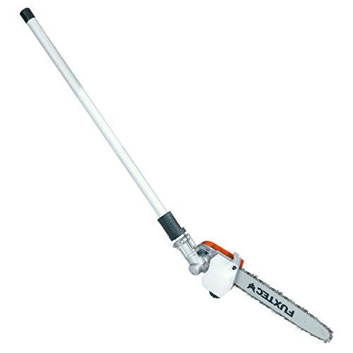 FUXTEC Astsägenaufsatz Schwenkbar mit Schwert und Kette 9-Zahn für FUXTEC Multitool-Systeme FX-MS152, FX-MT152, FX-MT152E