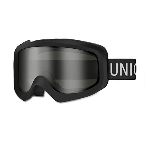 Unigear Skido X1 Ski Goggles, Snowboard Snow Goggles for Men, Women & Youth...