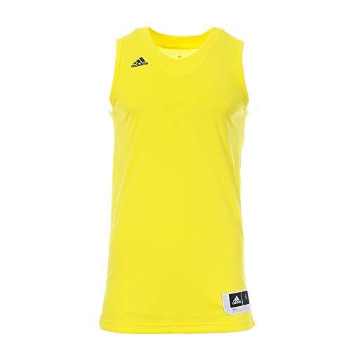 adidas Herren Basketball Trikot Gelb Alba XL gelb