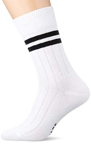 Falke Ass Calcetines de deporte, Marfil (Off White 2030), 7/10/2019 (Talla del fabricante: 39-42) para Hombre