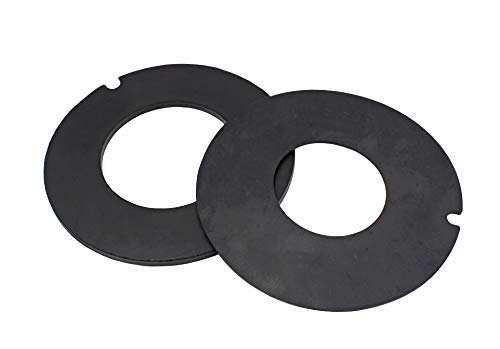 385311462 RV Toilet Rubber Bowl Leak Seal Kit Replace For Dometic Compatible For Dometic / Sealand / Mansfield / VacuFlush and Travel Trailer RV Camper Toilet
