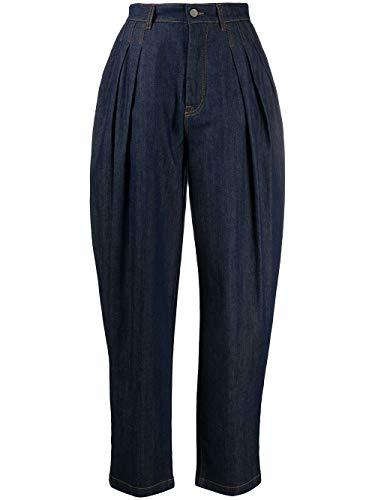 Luxury Fashion | Dolce E Gabbana Dames FTBPDDG899TB3681 Donkerblauw Katoen Jeans | Lente-zomer 20