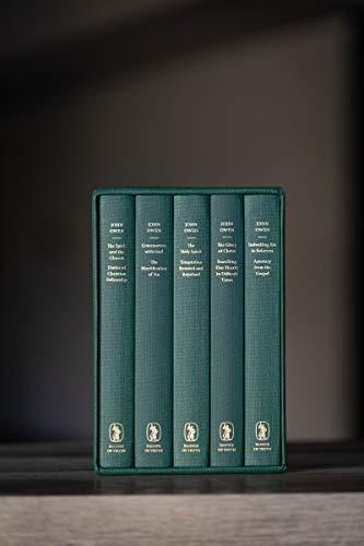 The Treasures of John Owen: 5 Volume Set