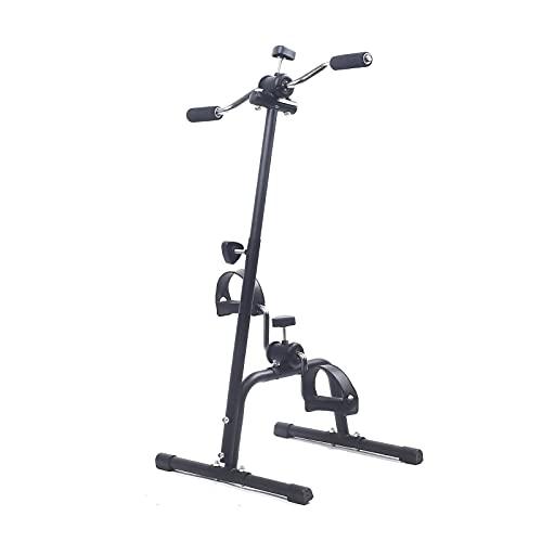 GJQDDP Mini Bicicleta De Ejercicios para Interiores, Pasamanos De Cinta De Correr De Rehabilitación Vertical para Equipos De Entrenamiento De Manos Y Piernas De Ancianos