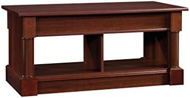 Best Sauder Palladia Lift Top Coffee Table, Select Cherry finish