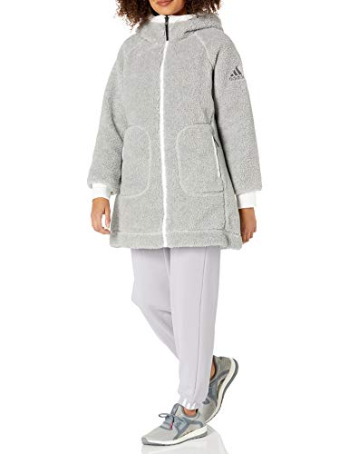 adidas Women's Reversible Sherpa Insulated Jacket