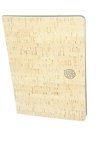 Cork Wood Folio Case Compatible wit…