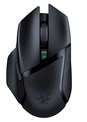 Razer Basilisk X HyperSpeed ゲーミングマウス 高速無線 HyperSpeed/Bluetooth 切替可能 16000DPI 最大450時間稼働 【日本正規代理店保証品】 RZ01-03150100-R3A1