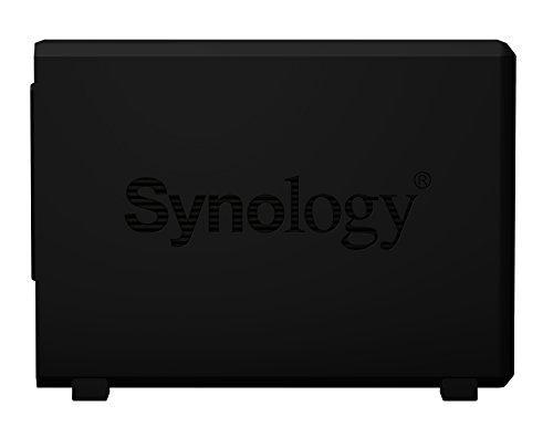 Synology DS218PLAY/12TB-RED 12TB (2x 6TB WD Rot) 2 Bay Desktop NAS-Einheit
