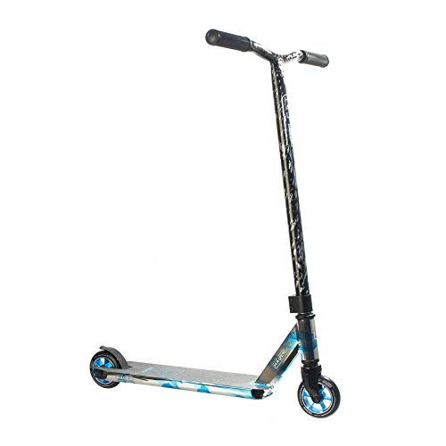Hades Scooter Stunt Ares – Color Cromo Cloudy Charcoal / Teal