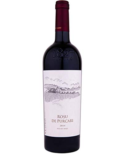 ROSU DE PURCARI I Rouge I Cabernet Sauvignon, Merlot, Malbec I 2017 I 12,5% I 0,75L