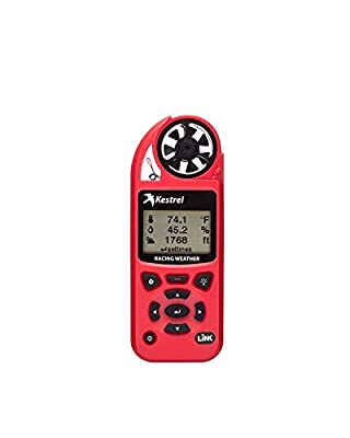 Kestrel 5100 Racing Weather Meter Non-Link, Red
