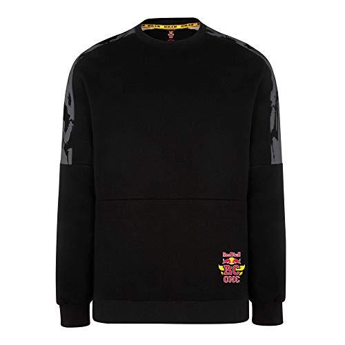 Red Bull BC One Motion Felpa, Uomini Medium - Abbigliamento Ufficiale