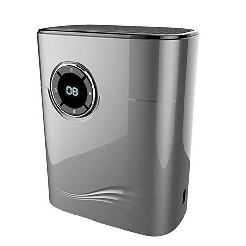 XWSQ Household Electric Smart Dehumidifier Moisture Absorber Mute 1200ml Smart Timer Minus-Ion Anion Air Purifier,Anti-Mildew Purification Portable Cleaning Device Air Dryer Moisture