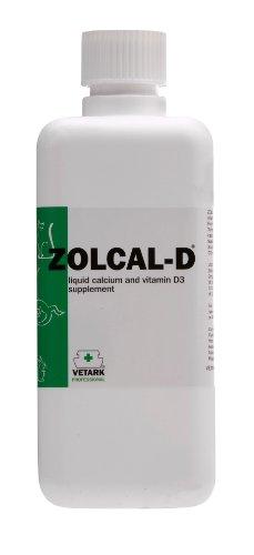 Vetark Zolcal D, 500 ml