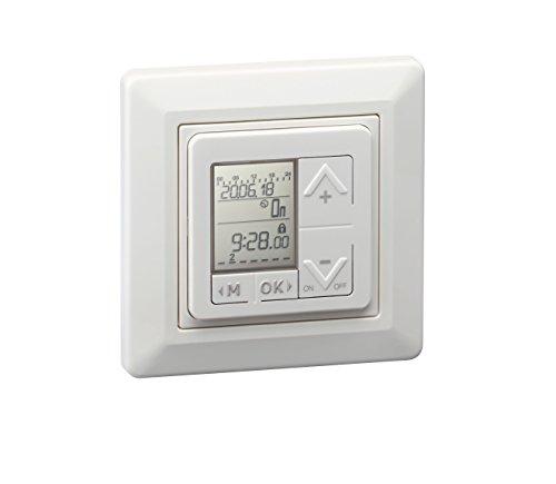 paladin 173113easy 230V 50-60Hz, Digitale Zeitschaltuhr mit Astroprogramm, für die Unterputz-Montage, mit dem Smartphone programmierbar (NFC)