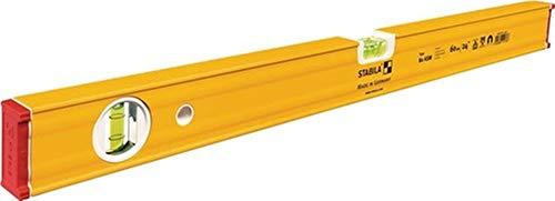 STABILA waterpas 80 ASM, 180 cm, aluminium geel, ± 0,5 mm/m