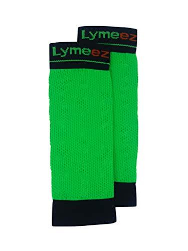 LYMEEZ Stretch Mesh Tick Repelling Leg Gaiters