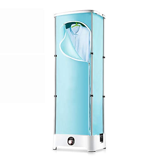 Verwarmde wasdrogers Elektrische wasdroger voor thuis 900W Draagbaar opvouwbaar Sneldrogend en efficiënt 260L wasdroger met grote capaciteit
