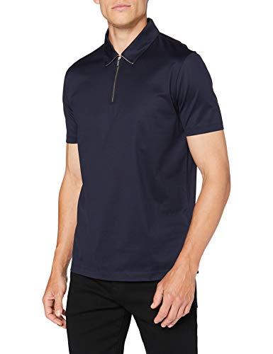 HUGO Herren Dasili Polo Shirt, Dark Blue(405), X-Small