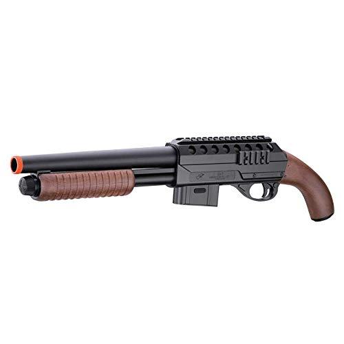 Rayline Softair Gewehr Pumpgun RM47C1 ABS 1:1 55,5cm 1190g 6mm, 0,5 Joule ab 14 Jahre
