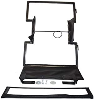 All Weather Enclosure Replacement Door Skid Steer Loaders L120 L125 New Holland L120 L125