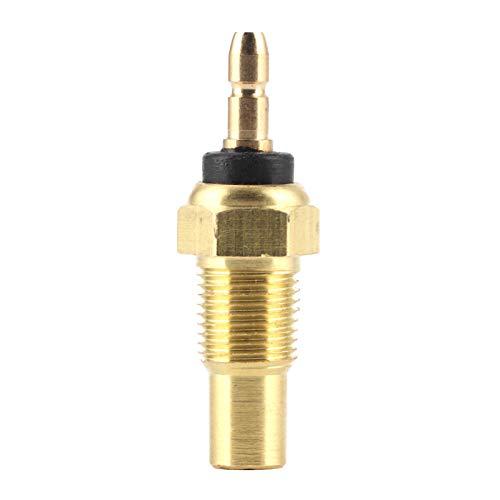 Sensor de Temperatura del Agua del Motor, Motor de Latón, Sensor de Temperatura del Refrigerante del Agua para Motocicleta, Termostato, Interruptor del Ventilador del Radiador X2 X2X CH250