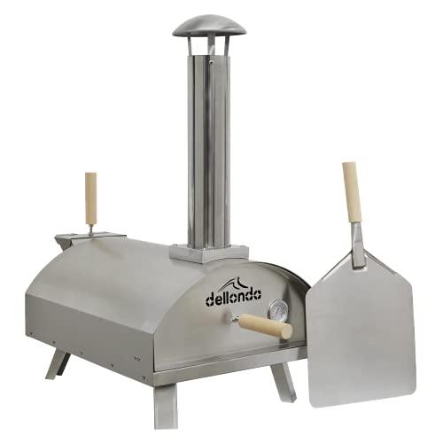 Dellonda Portable Wood-Fired Pizza Oven