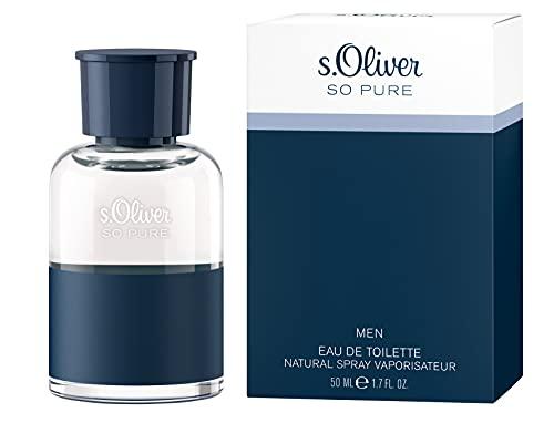 S.Oliver > So Pure Men Eau de Toilette Nat. Spray 50 ml