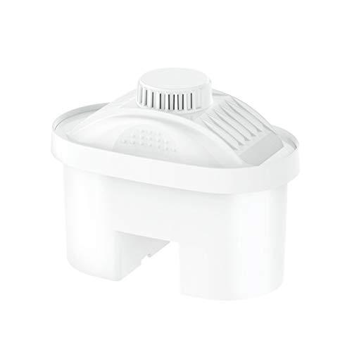 UTDKLPBXAQ Cartucho de Filtro de Agua básico 6 Piezas reemplazo de Filtro de carbón Activado para el hogar de la cuarta generación