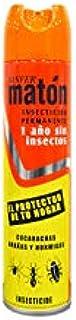 Insecticida Cucarachas Y Hormigas Matón ZZZ 400ml