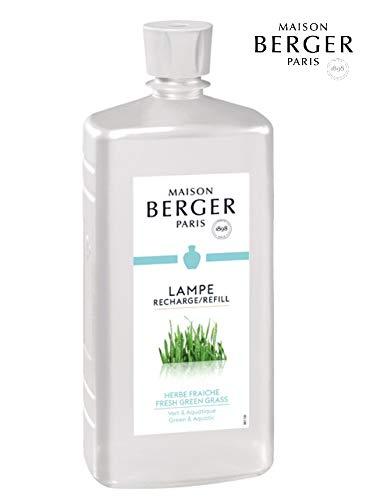Lampe Berger Raumduft Nachfüllpack Herbe fraîche / Frisches Gras 1 L