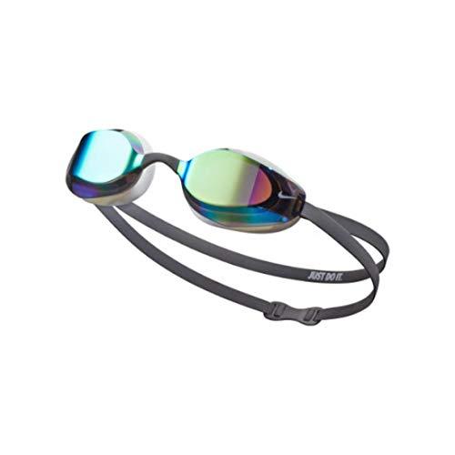 Nike Vapor Mirrored Goggle, Iron Grey,...