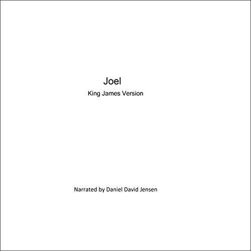 Joel audiobook cover art