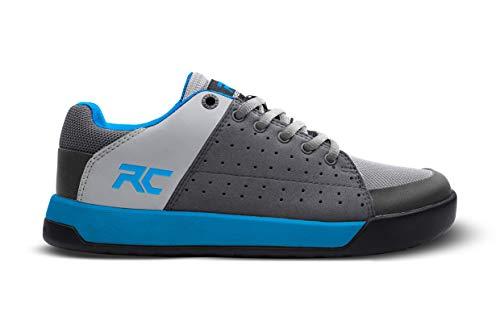 Ride Concepts Kinder Fahrradschuhe Livewire, Grau Blau, 35, 224-Y