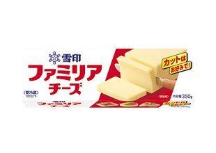 雪印メグミルク『ファミリア チーズ』