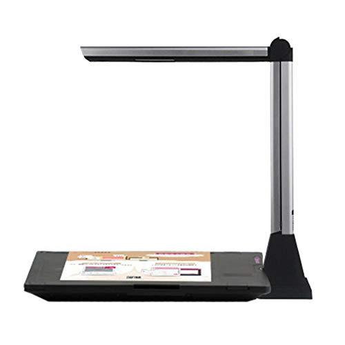 mysticall Caméra Scanner USB Haute Vitesse pour Un fichier Image de Livre de Documents avec Fonction OCR