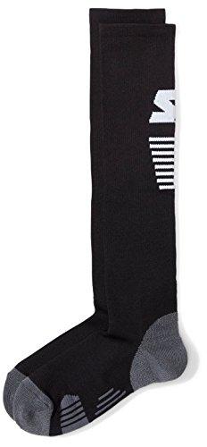 Starter Adult Unisex Compression Socks, Amazon Exclusive, Black, Large/Extra Large (Women