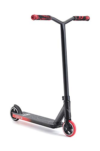 Envy Scooters One S3 Complete Scooter- Black/Red