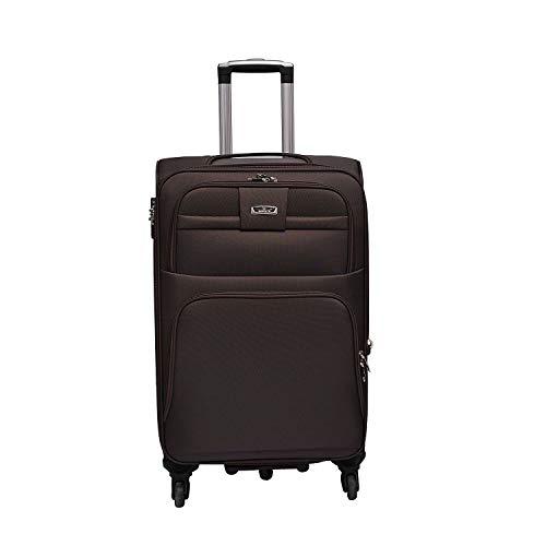 32 Inch Oxford Doek Waterdichte Koffer - Koffer met vijf wielen - Groot - Ultra licht, Bagage - TSA Lock | Zwart|