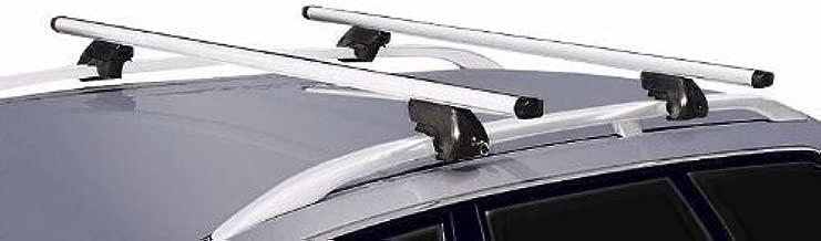 Dachträger Menabo Tema Opel Astra G Stufenheck 4 Türer 1998-2004 Aluminium