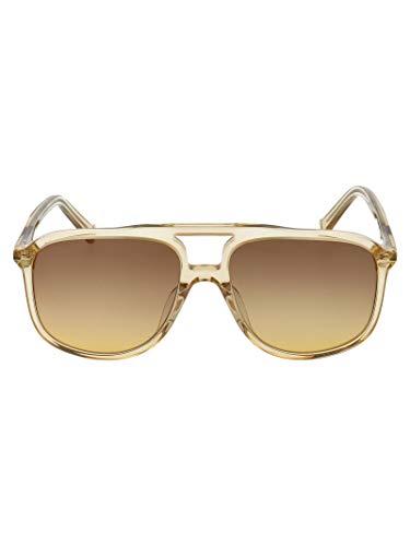 Replay Luxury Fashion Damen RY614S04YELLOW Gelb Metall Sonnenbrille   Jahreszeit Permanent