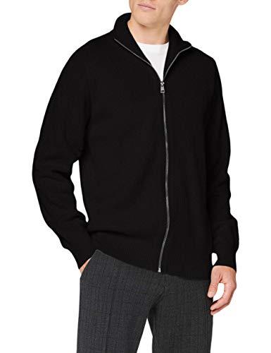 Celio SETRUCK suéter, Negro, S para Hombre