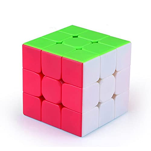 iHora Rubiks Cube 3x3 Magic Puzzles Toy Fast Stable Sharped Your Brain