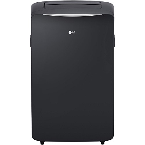 LG Aire Acondicionado portátil con Control Wi-Fi, Gris Grafito, Rooms up to 500-Sq. Ft, 1, 1